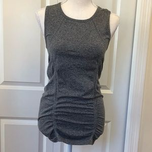 Athleta grey tank